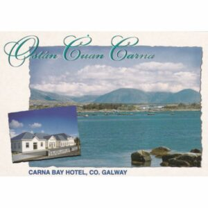 IRLANDIA CARNA BAY HOTEL WIDOKÓWKA A72706