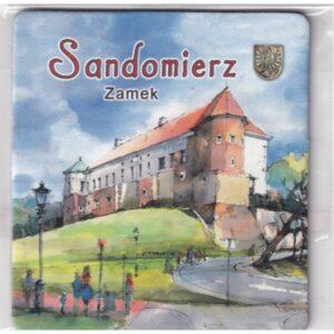 MAGNES NA LODÓWKĘ Sandomierz ZAMEK 2570