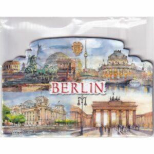 MAGNES NA LODÓWKĘ Berlin NIEMCY HERB 2574