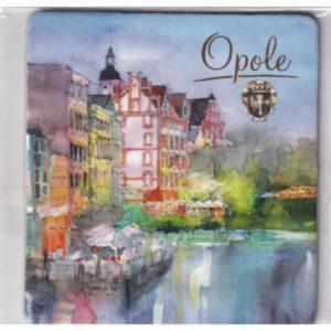 MAGNES NA LODÓWKĘ Opole HERB 2587