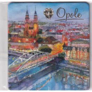 MAGNES NA LODÓWKĘ Opole HERB 2589