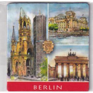 MAGNES NA LODÓWKĘ Berlin NIEMCY 2609