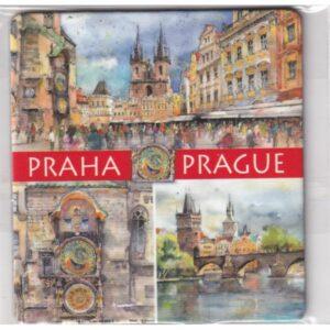 MAGNES NA LODÓWKĘ Praga CZECHY 2610