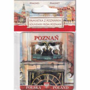 MAGNES NA LODÓWKĘ Poznań koziołki GODŁO 2616