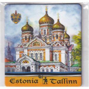 MAGNES NA LODÓWKĘ Tallinn ESTONIA 2805