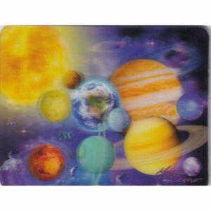 MAGNES 3D TRÓJWYMIAROWY kosmos UKŁAD SŁONECZNY 2855