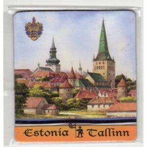 MAGNES NA LODÓWKĘ Tallinn ESTONIA 2806