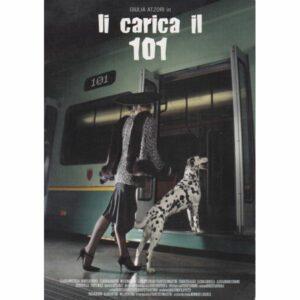 101 DALMATYŃCZYKÓW POCZTÓWKA A73779