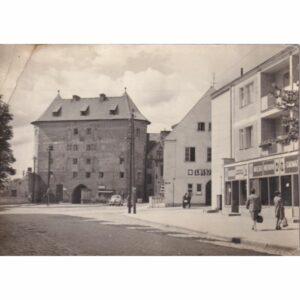 LIDZBARK WARMIŃSKI WIDOKÓWKA A73796