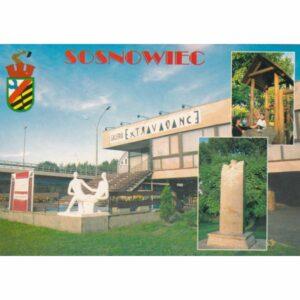 SOSNOWIEC HERB WIDOKÓWKA 99304