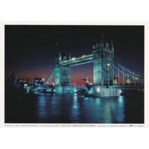 ANGLIA LONDON BRIDGE WIDOKÓWKA WR9631