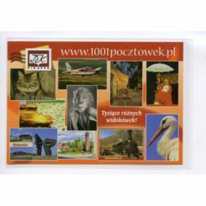 Folie ochronne na pocztówki współczesne standardowe 11x15,5 cm 50 szt. typ 3004G