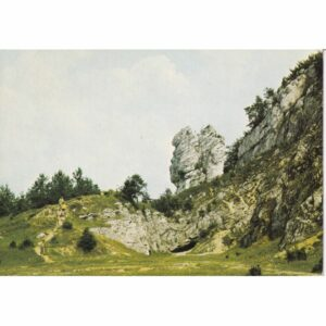JURA KRAKOWSKO-CZĘSTOCHOWSKA WIDOKÓWKA A74745