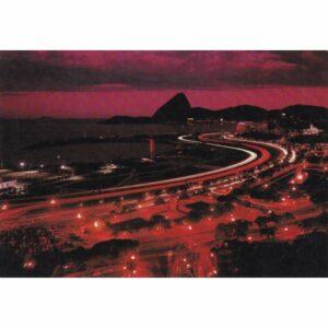 BRAZYLIA RIO DE JANEIRO WIDOKÓWKA A74952