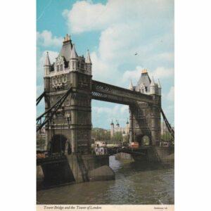 ANGLIA LONDYN WIDOKÓWKA A74994