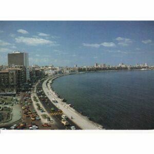 EGIPT ALEKSANDRIA WIDOKÓWKA A75132