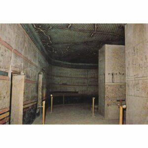 EGIPT TEBY WIDOKÓWKA A75267