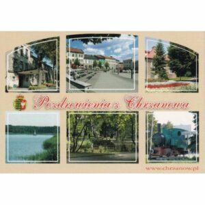 CHRZANÓW WIDOKÓWKA 08P81