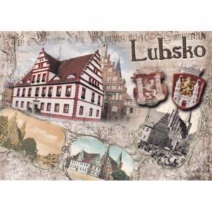 LUBSKO WIDOKÓWKA A76050