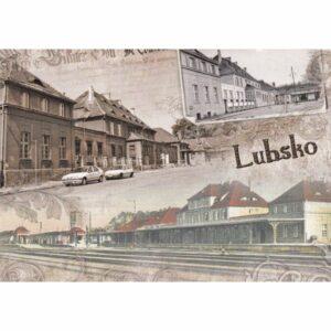 LUBSKO WIDOKÓWKA A76052