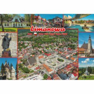LIMANOWA WIDOKÓWKA WR10513