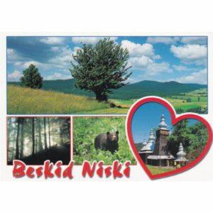 BESKID NISKI WIDOKÓWKA WR10767