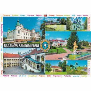 BARANÓW SANDOMIERSKI WIDOKÓWKA WR10828