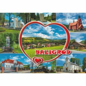BALIGRÓD WIDOKÓWKA WR10849