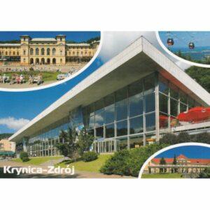 KRYNICA ZDRÓJ WIDOKÓWKA A76959