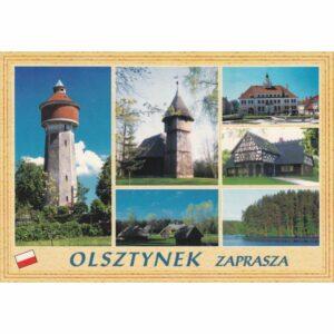 OLSZTYNEK WIDOKÓWKA A77074