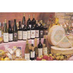 ALKOHOLE VALLE D'AOSTE POCZTÓWKA A77199