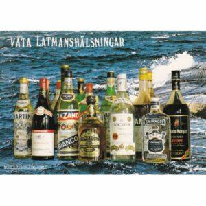 ALKOHOLE POCZTÓWKA A77201