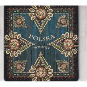 MAGNES NA LODÓWKĘ POLSKA FOLKLOR 3548