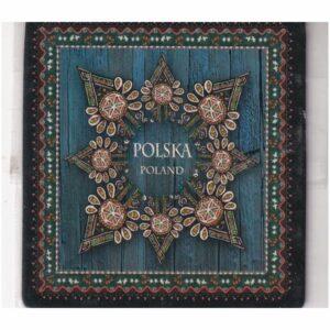 MAGNES NA LODÓWKĘ POLSKA FOLKLOR 3549