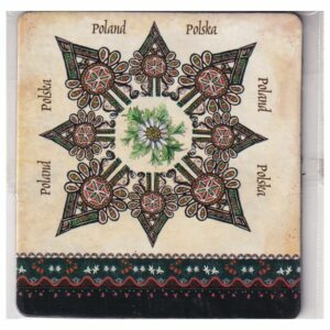MAGNES NA LODÓWKĘ POLSKA FOLKLOR 3551