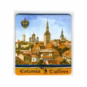 MAGNES NA LODÓWKĘ TALLINN ESTONIA 1610