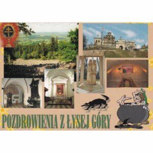 ŁYSA GÓRA WIDOKÓWKA A77294