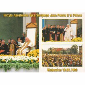 WADOWICE JAN PAWEŁ II WIDOKÓWKA A77381